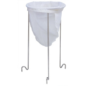 Norpro Jelly Strainer Stand with Bag