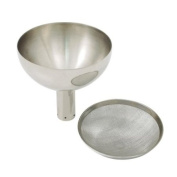 True Fabrications Aerating Wine Funnel with Sediment Strainer