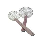 One 6 diameter Bamboo Skimmer/Strainer