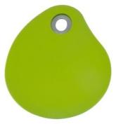 Kitchen Craft Colourworks Bowl Scraper - Silicone - Green