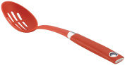 Rachael Ray 56817 Tools & Gadgets, Nylon Slotted Spoon, Red
