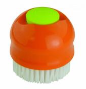 Casabella 5.1cm -1 Veggie Brush, Orange and Lime