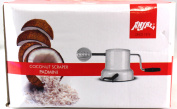 Anjali Coconut Scrapper Pealer Grater Shredder with Vacuum Base with Indian Mixers and Wet Grinder