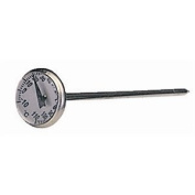 Dial Pocket Thermometer Includes sleeve.