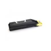 Kyocera TK-857Y OEM Yellow Toner for modles 400ci/500ci/552ci