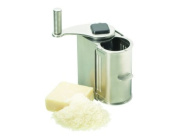 Kitchen Craft Italian Collection Stainless Steel Parmesan Cheese Grater
