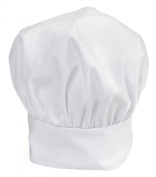 Ritz Pro Series Adjustable White Chef's Hat, One Size Fits All
