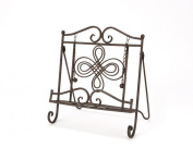 Tripar Swirl Design Cookbook Stand