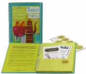 Takeout Menu Organiser - Colourful Kitchen