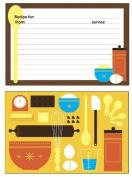 Recipe Card Set -Utensils