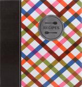 The Gift Wrap Company PepperPot Recipe Organiser, French Bull Crisscross