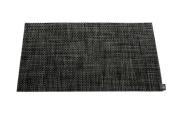 Zack 20884 Campos Mottled Place Mat, 46 x 33 cm, Black