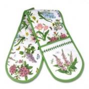 Portmeirion Botanic Garden Chintz Double Oven Glove
