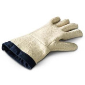 Ritz Professional Terry Cook's 5 Finger Glove, Natural