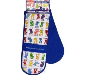Naughty Nessie Double Oven Gloves
