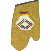 Patch Magic Indian Baskets Oven Mitt, 17.8cm by 30.5cm