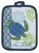Kay Dee Designs Sea Turtle Pot Holder One Size