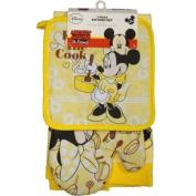 Disney Minnie Kiss the Cook 3 Piece Kitchen Set