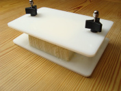 EZ Tofu Press -Removes Water From Tofu fast, provides better flavour and texture. Best Selling, Affordable, Fast Tofu Press!