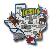 Texas - Magnet