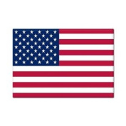 United States of America American Flag USA Fridge Magnet