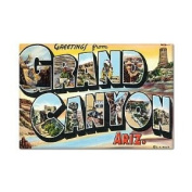 Greetings from Grand Canyon Arizona Fridge Magnet