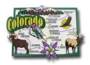 Colorado - Magnet