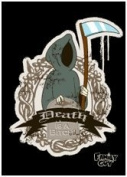 Family Guy Death Grim Reaper Magnet FM2070
