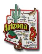 Arizona - Magnet