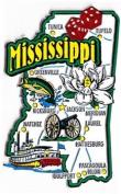 Mississippi - Magnet