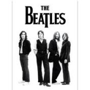 Beatles Group Shot fridge magnet