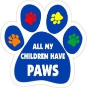 All My Children Have Paws, Paw Magnet