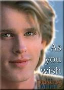 Princess Bride As You Wish Magnet 29534PB