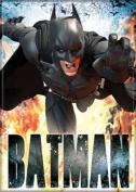 Batman Jump Fire Batman The Dark Knight Rises Refrigerator Magnet