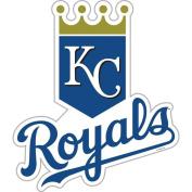 MLB Kansas City Royals 30.5cm Vinyl Logo Magnet