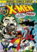 Marvel Comics X-Men #94 Magnet 29924MV