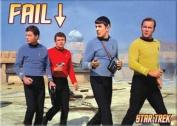 Star Trek Fail Magnet 29457ST