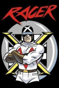 Racer X Refrigerator Magnet Speed