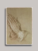 Praying Hands Refrigerator Magnet