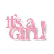 Embellish Your Story It's A Girl Word Magnet