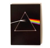 Pink Floyd Dark Side of the Moon steel fridge magnet