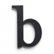 Embellish Your Story Letter B Magnet