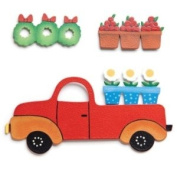 Embellish Your Story Pickup Truck/Accessory Magnets - Set of 4