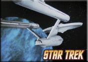 Star Trek Enterprise Magnet 29468ST