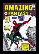 Marvel Spiderman Comic Cover Fridge Magnet 651