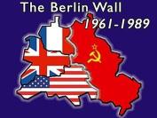 Berlin Wall 69-81 steel fridge magnet