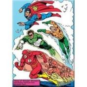 DC Comics Justice League News of Wonder Womans Wardrobe Magnet 26176DC