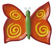 Boston Warehouse Butterfly Double Spoonrest