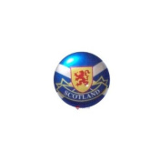 Scotland Roundal Crystal Magnet