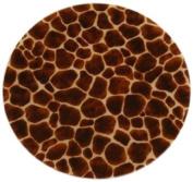 Andreas TRT181 25.4cm Silicone Trivet, Giraffe